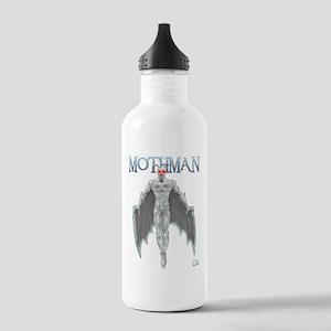 Mothman Water Bottle