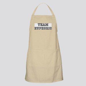EUPHORIC is my lucky charm BBQ Apron
