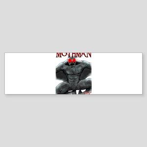 Mothman Bumper Sticker