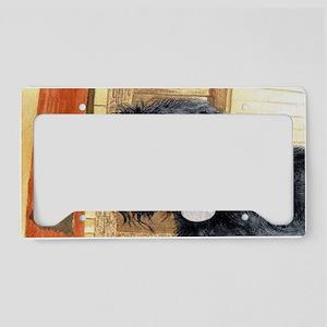 ralclutch License Plate Holder