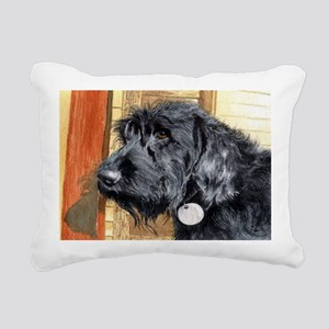 ralPC Rectangular Canvas Pillow