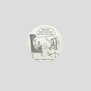 4983_beer_cartoon Mini Button