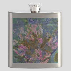 iPadS Monet Detail Flask