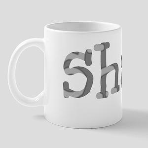 Funny Shady Sarcasm Designer Font Mug