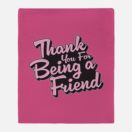 Golden Girls Thank You for Being a Friend