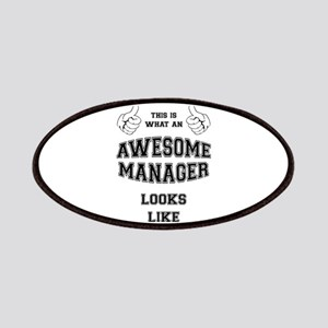 AWESOME MANAGER Patch
