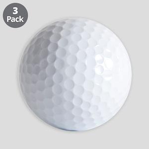 Tongue (white) Golf Balls
