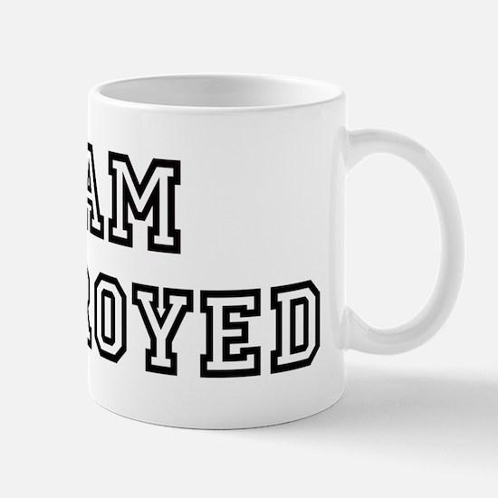Team DESTROYED Mug