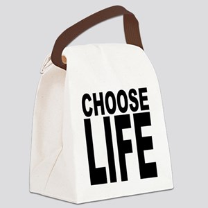 chooseife Canvas Lunch Bag