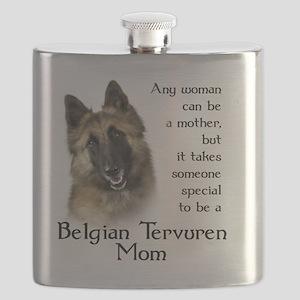 Belgian Tervuren Flask