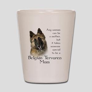 Belgian Tervuren Shot Glass