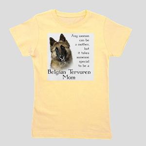 Belgian Tervuren Girl's Tee