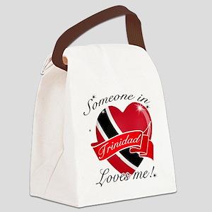 trinidad Canvas Lunch Bag