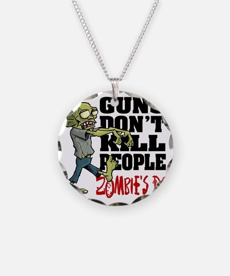 KILL PEOPLE Necklace