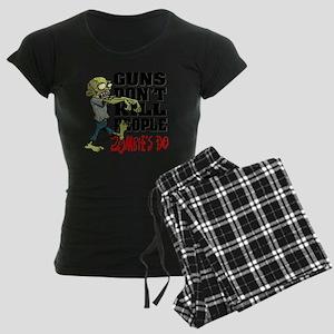 KILL PEOPLE Women's Dark Pajamas