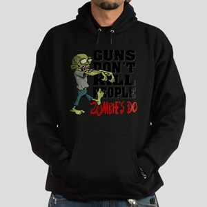 KILL PEOPLE Hoodie (dark)