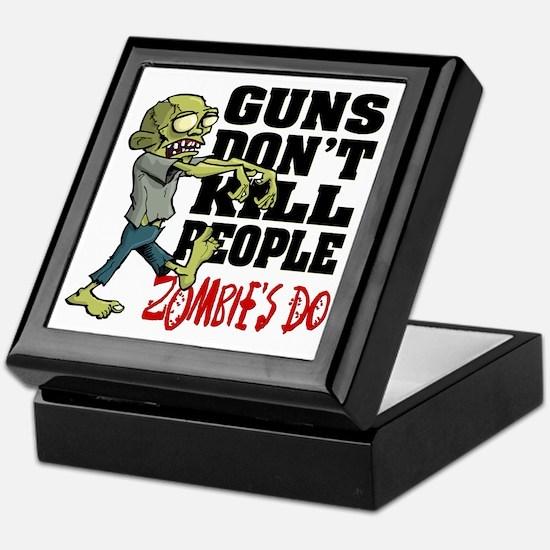 KILL PEOPLE Keepsake Box