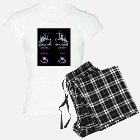 NeonBlackFlipFlops-e Pajamas