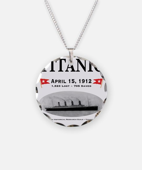 TG2 Ghost Boat 12x12-b Necklace