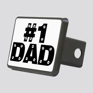 #1DAD Rectangular Hitch Cover