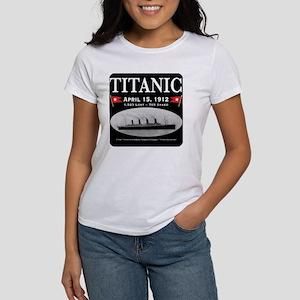 TG2BlckRdCornerte12x12-n Women's T-Shirt