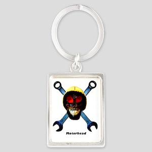 MotorheadSkull Portrait Keychain