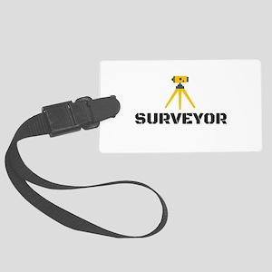 Surveyor Large Luggage Tag