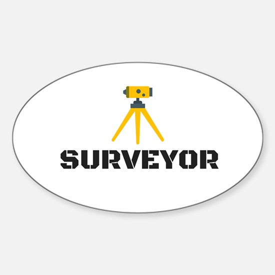 Surveyor Decal