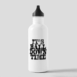 Lacrosse Ball Down Time Water Bottle