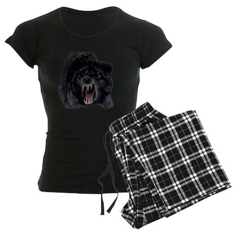 ratwolf Women's Dark Pajamas