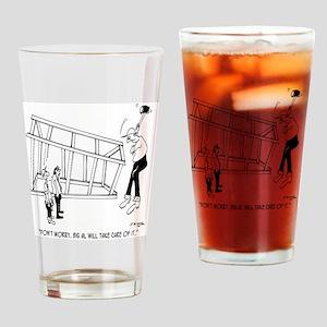 6165_builder_cartoon_KK Drinking Glass