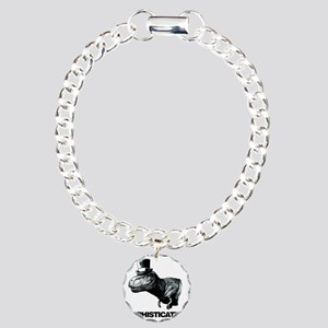 Trex_sophisticated copy Charm Bracelet, One Charm