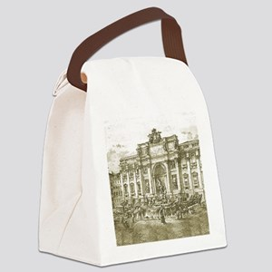 Trevi7100 Canvas Lunch Bag