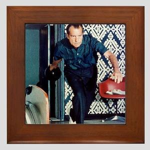 Nixon Bowling Framed Tile