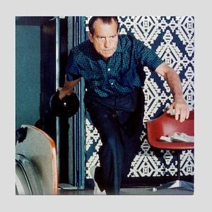 Nixon Bowling Tile Coaster