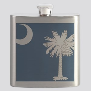 South Carolina Flask