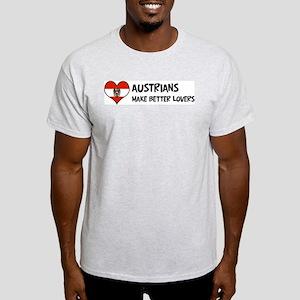 Austria - better lovers Light T-Shirt