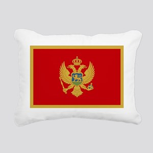Montenegro Rectangular Canvas Pillow