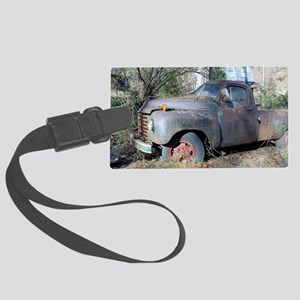 truck RM Large Luggage Tag