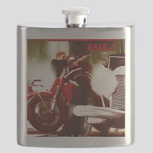 The Horn Cover Flask
