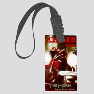 The Horn Cover Large Luggage Tag