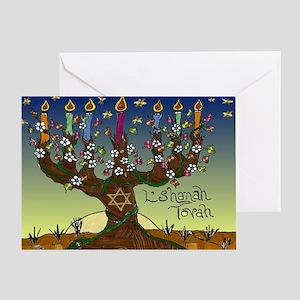 LshanahTovah Greeting Card