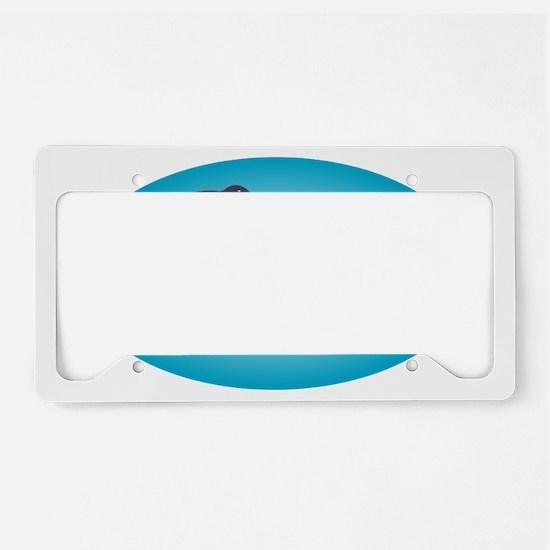 nessystick License Plate Holder