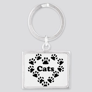 Cat Lover Keychains