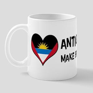 Antigua And Barbuda - better  Mug
