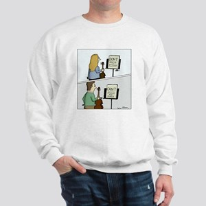 Cant and Dont Studies Sweatshirt