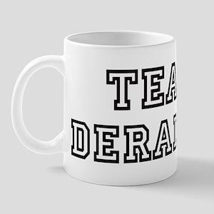 Team DERAILED Mug