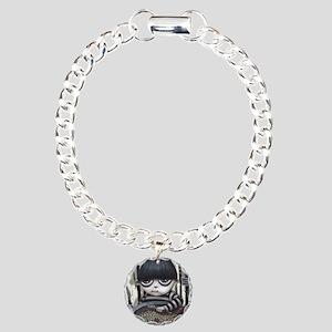 ipadsleeve4 Charm Bracelet, One Charm