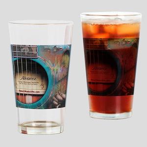 AlvarezBlue Drinking Glass