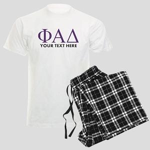Phi Alpha Delta Personalized Men's Light Pajamas